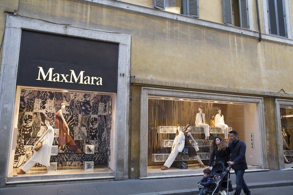 Max Mara, Rome 2017