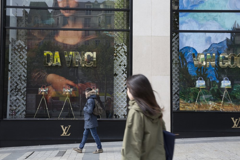 Louis Vuitton, Paris 2017