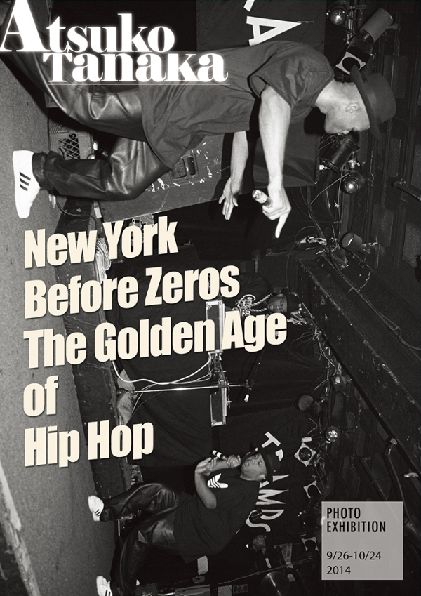 New York Before Zeros vol.1  Photo Exhibition @ Suzu Cafe 9/26-10/24/2014  Poster Image