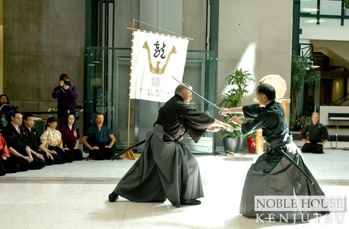 Live blade kata