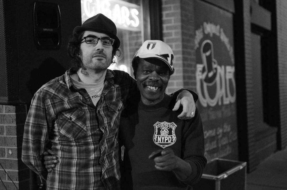 W/ Roy Cunningham - Memphis, TN