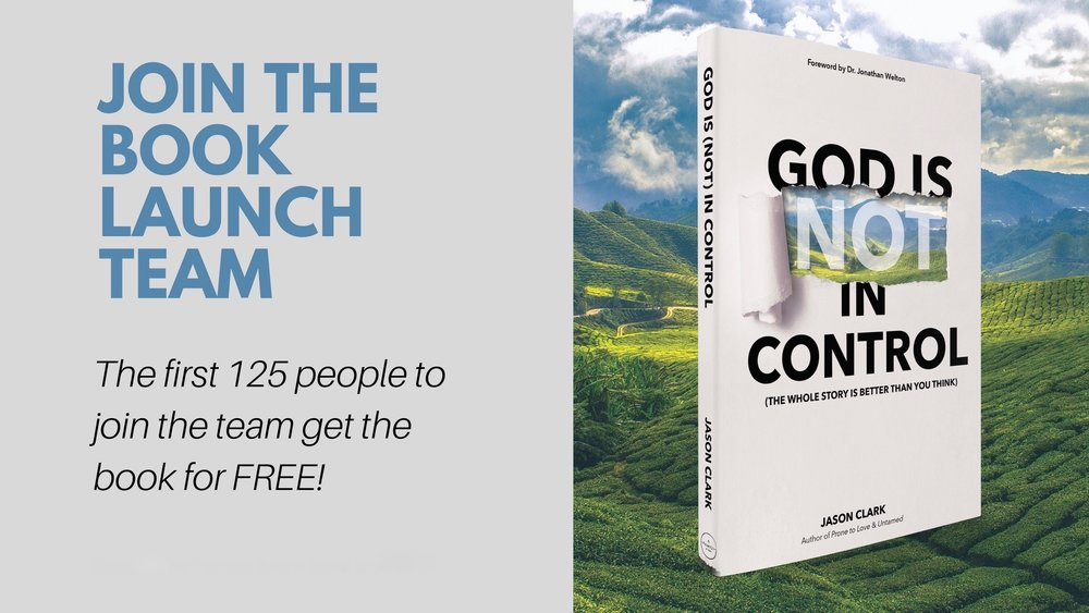 The first 125 to join The Book Launch Team get the eBook for FREE- CLICK HERE