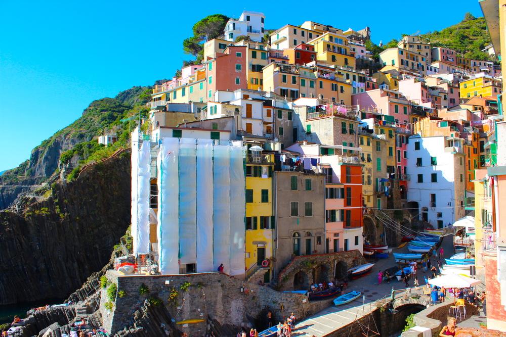Kaci Nicole - Houses in Cinque Terre