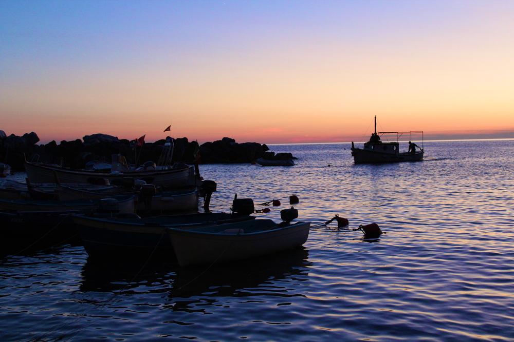Kaci Nicole - Sunset in Cinque Terre