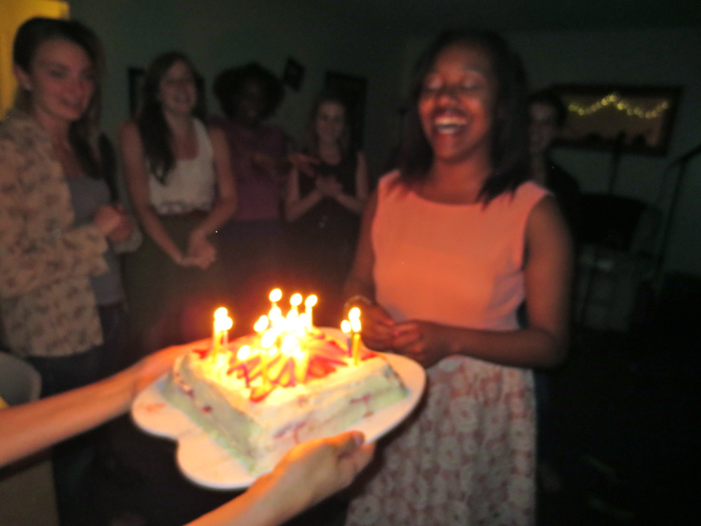 Kaci Nicole - Strawberry Themed Birthday Party