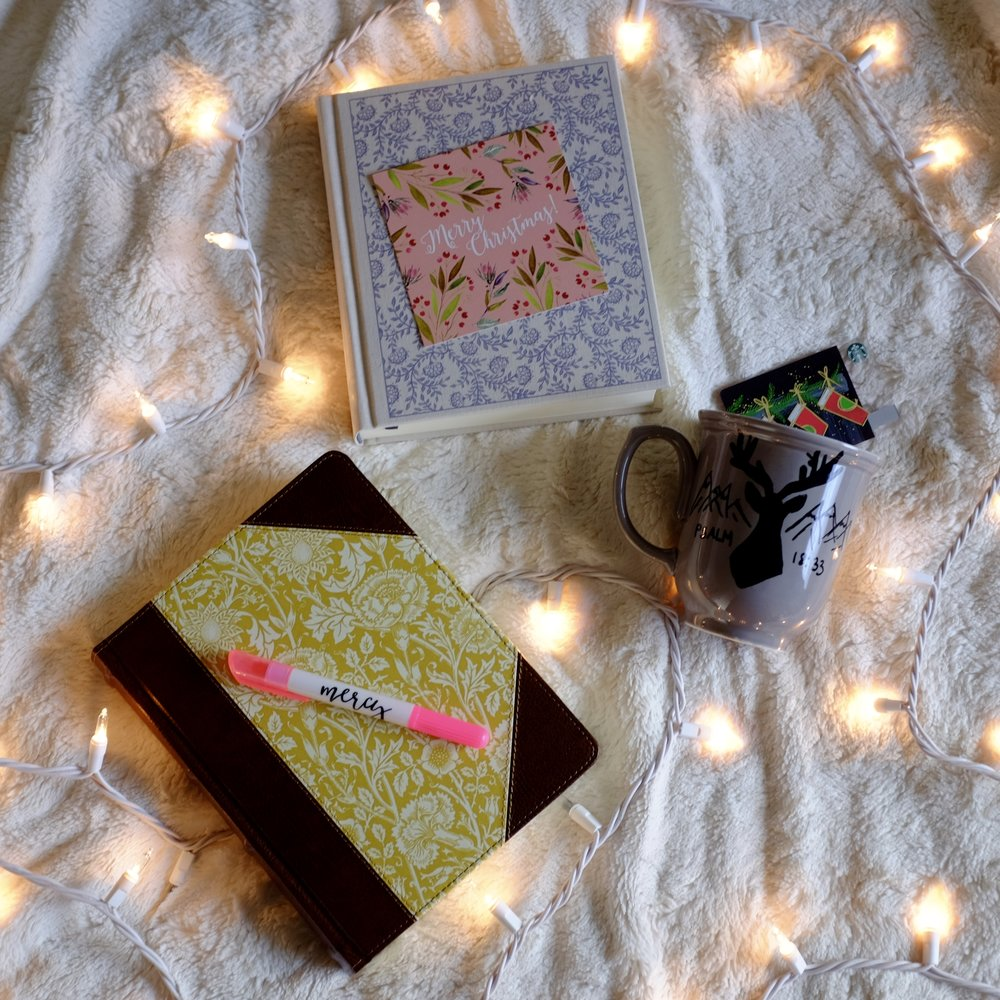 Kaci Nicole - She Is Captivating Christmas Giveaway