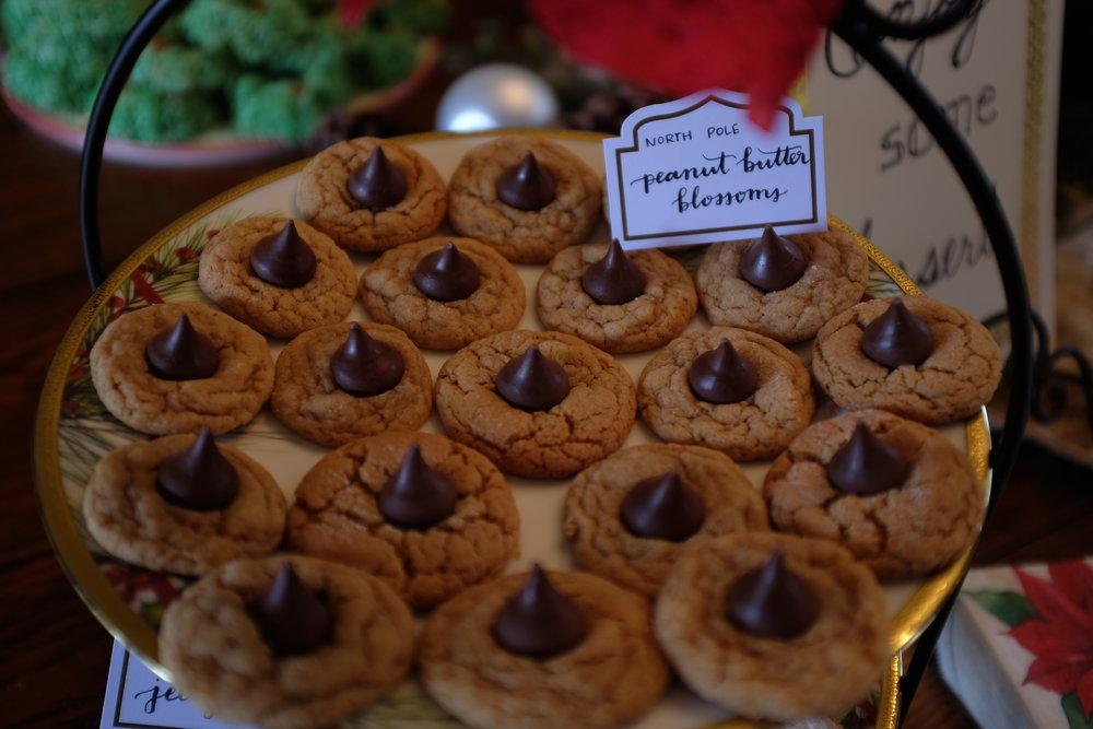 Kaci Nicole - Christmas Party - Peanut Butter Cookies
