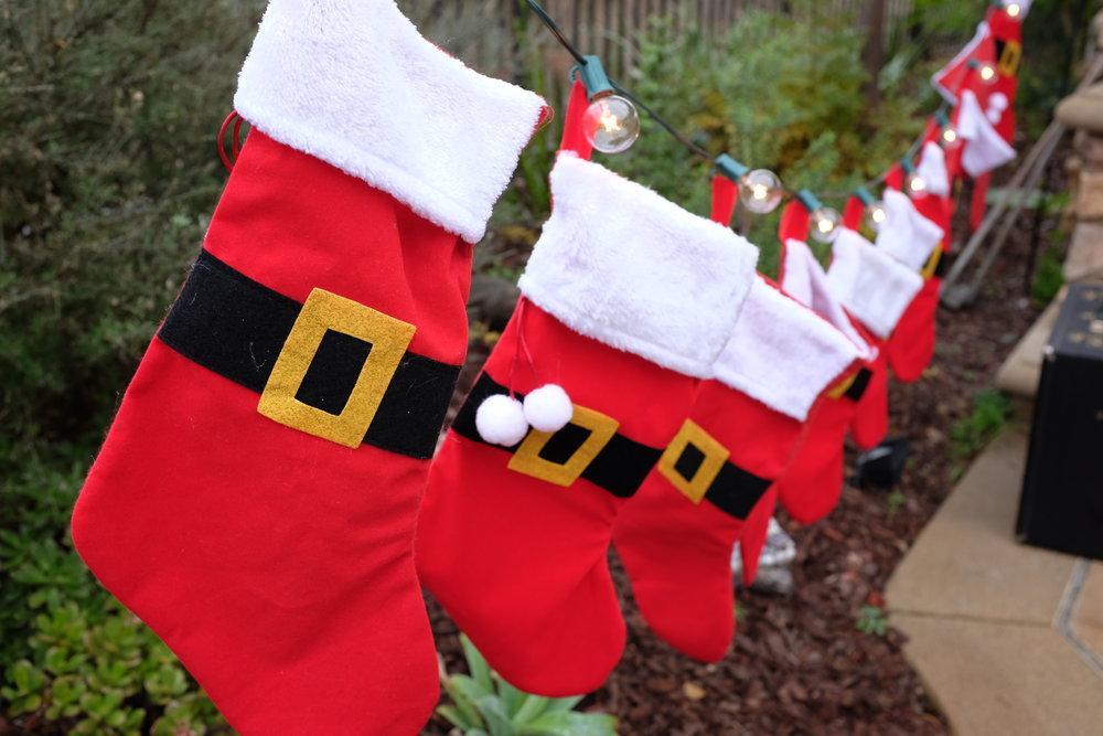 Kaci Nicole - Christmas Stockings