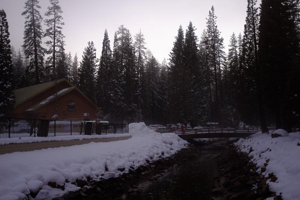 Kaci Nicole - Hume Lake Winter Camp 2017