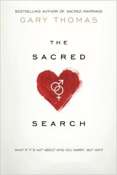 The Sacred Search - Kaci Nicole