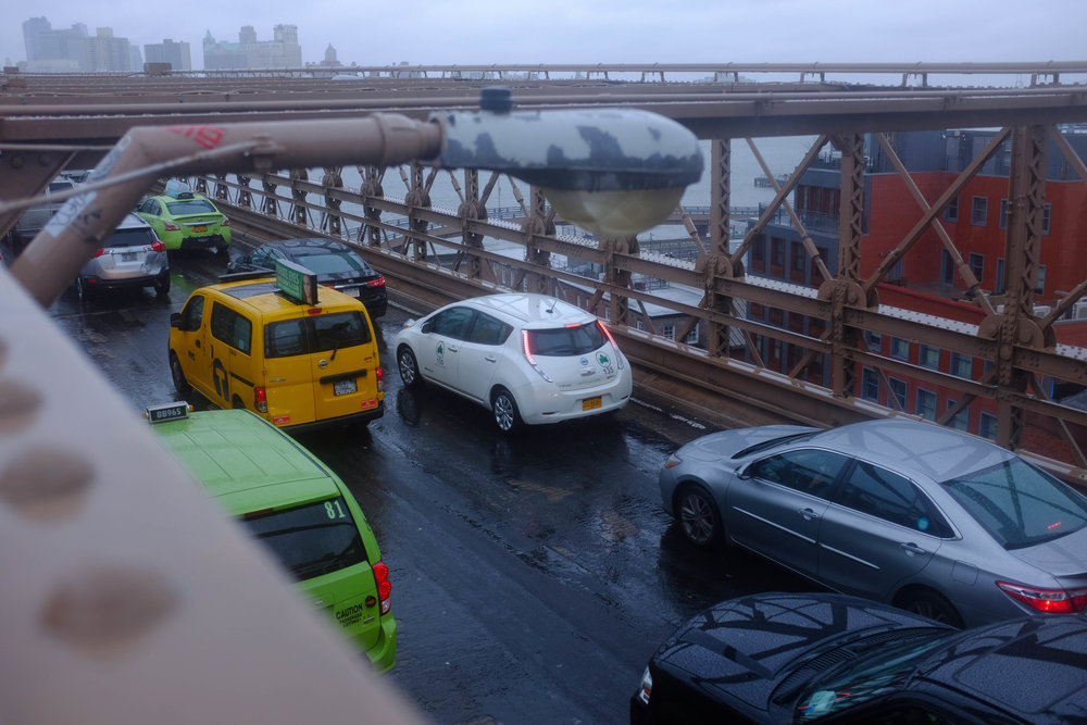 Kaci Nicole - Traffic on Brooklyn Bridge.jpg