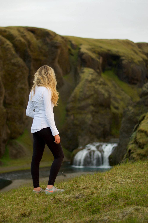Copy of Kaci Nicole - Iceland - Waiting on God