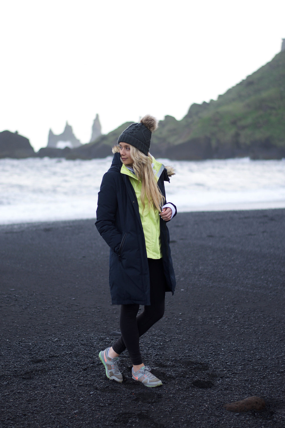 Kaci Nicole - What to Wear in Iceland