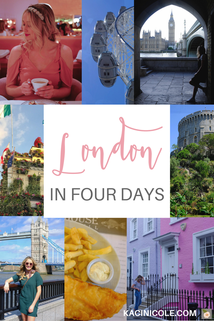 Kaci Nicole - London in Four Days
