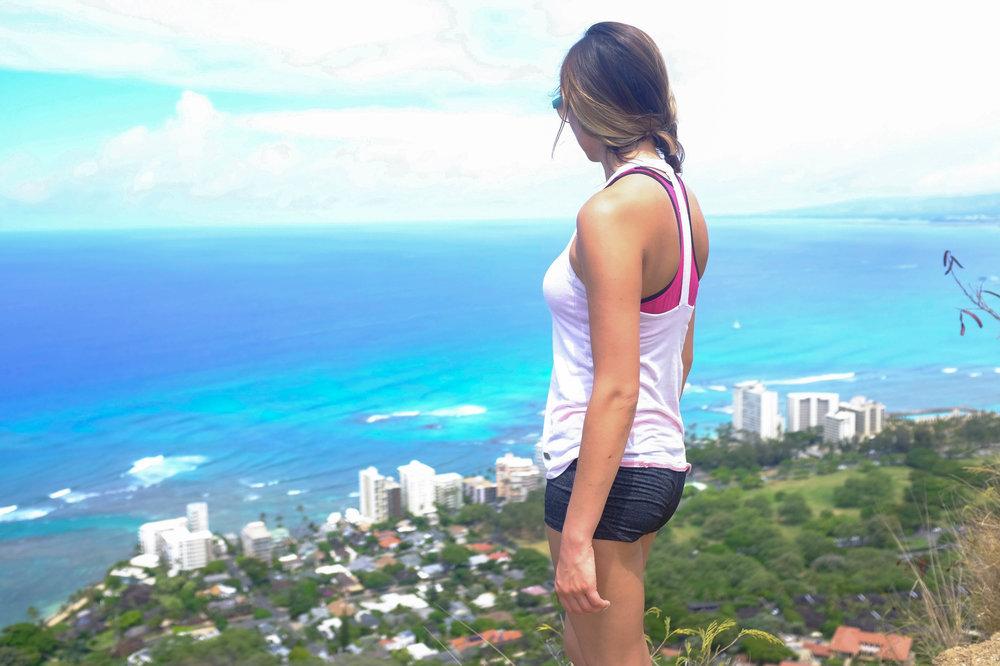 Diamond Head - 13 Things To Do On Oahu | Kaci Nicole