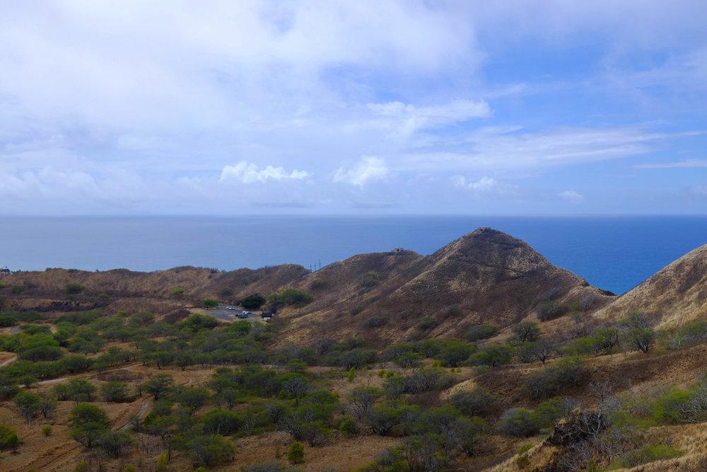 Hike Diamond Head - 13 Things To Do On Oahu | Kaci Nicole