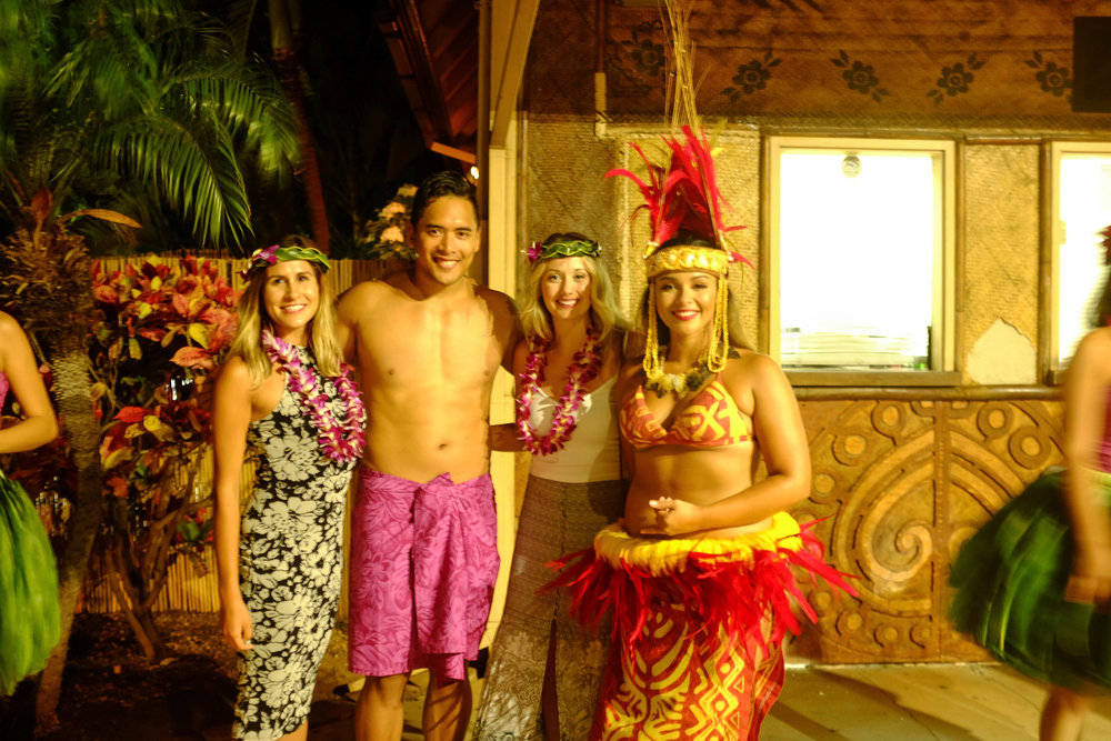 Paradise Cove Luau - 13 Things To Do On Oahu | Kaci Nicole