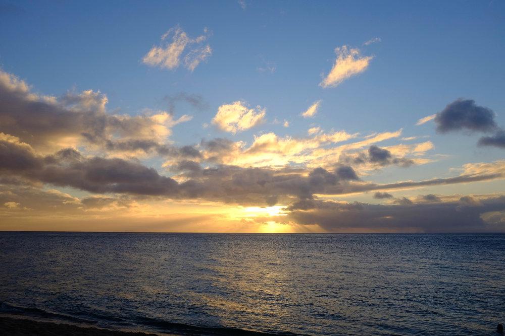 Sunset Beach - 13 Things To Do On Oahu | Kaci Nicole