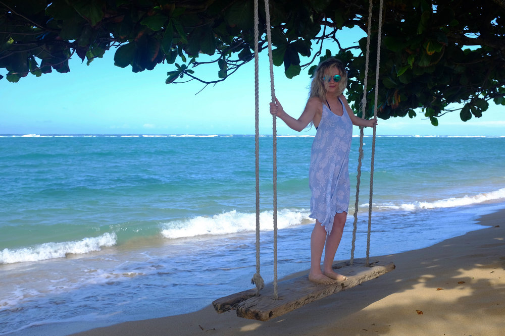 Oahu Tree Swing - 13 Things To Do On Oahu | Kaci Nicole