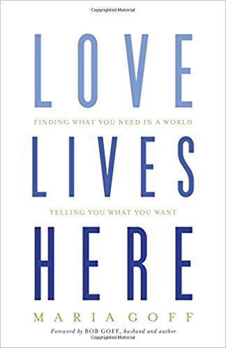 Love Lives by Brene Brown | Best Books I've Read | Kaci Nicole