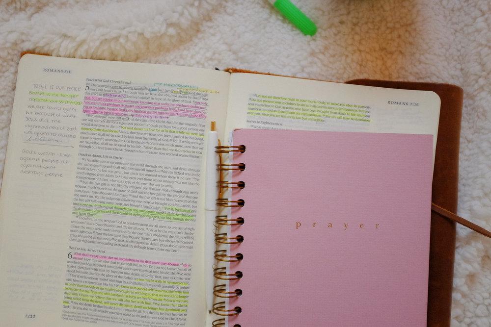 Best Journaling Bible | Kaci Nicole.jpg