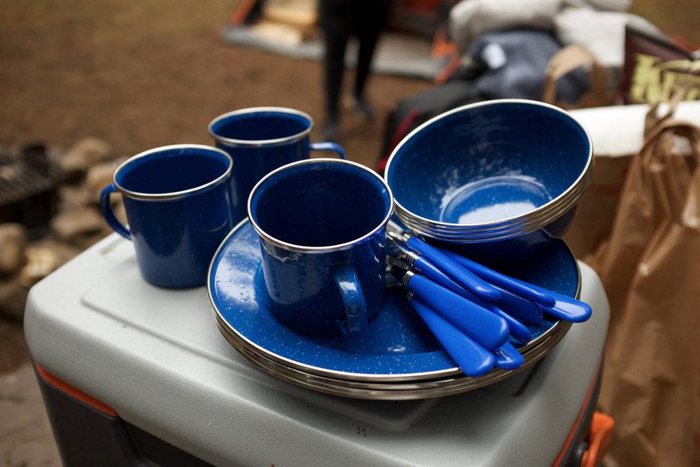 Yosemite Camping Dishes | Kaci Nicole.jpg