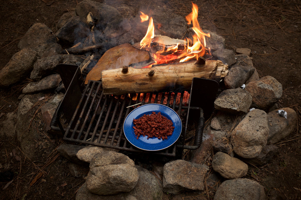 Camping Dinner | Kaci Nicole.jpg