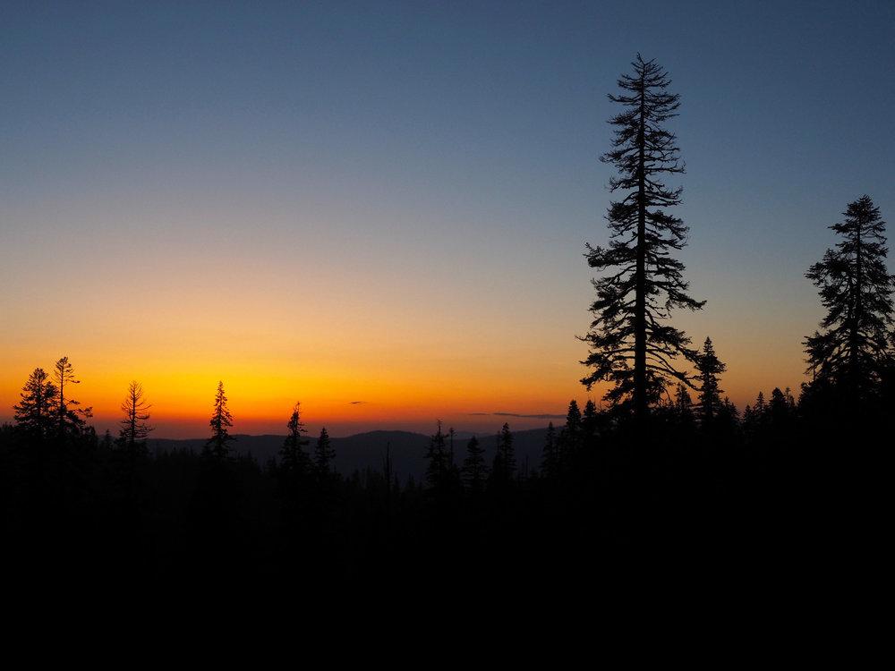 Yosemite Sunset | Kaci Nicole.jpg