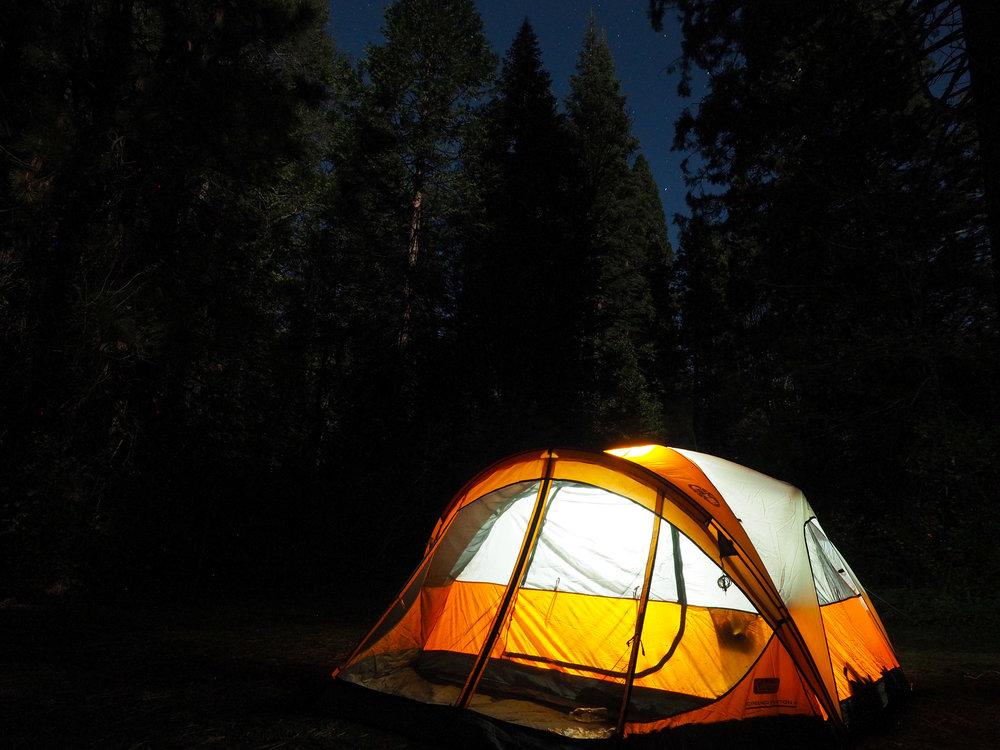 Tent Camping Yosemite | Kaci Nicole.jpg
