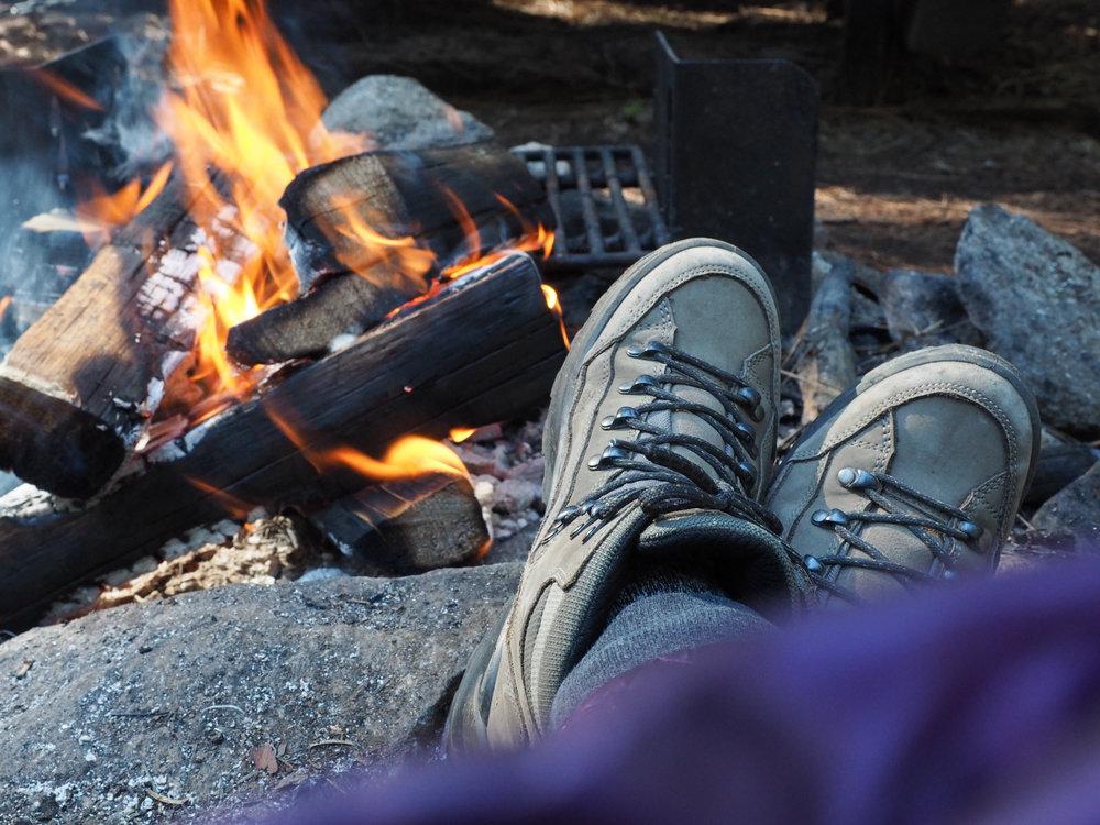 Campsite Fire | Kaci Nicole.jpg