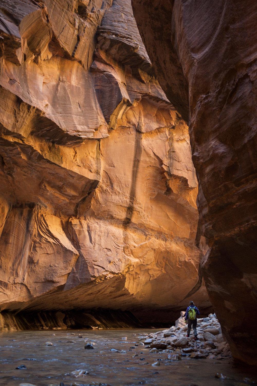 The Narrows at Zion National Park Utah | Kaci Nicole.jpg
