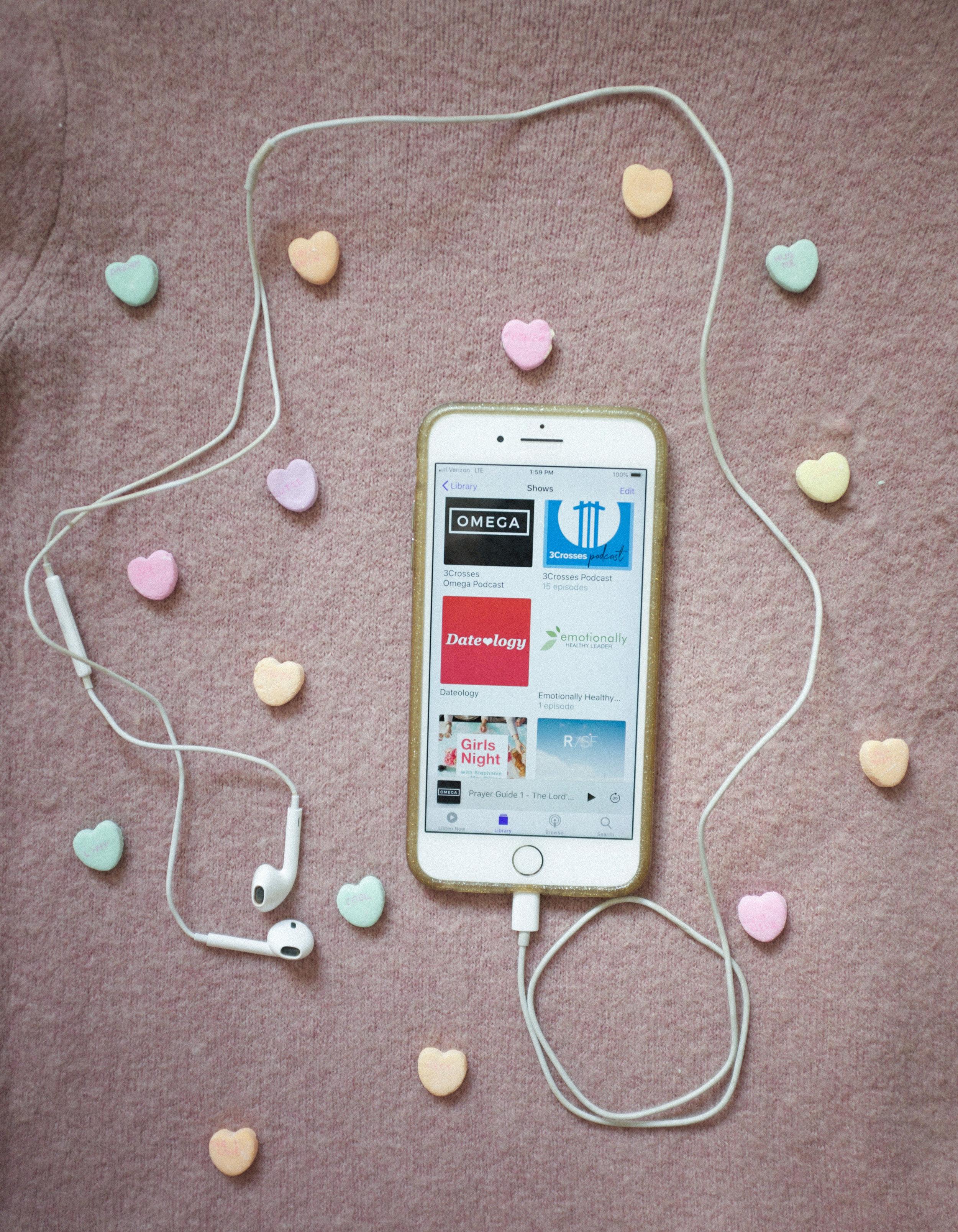Christian podcasts på dating