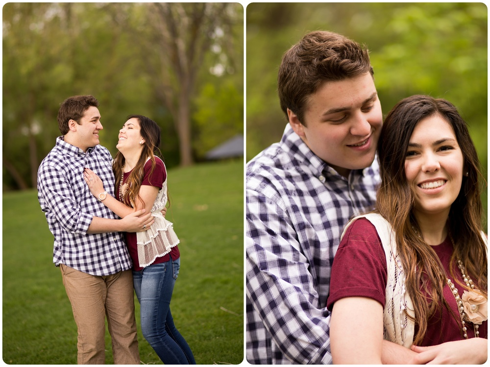 Rachel Lindsey Photography | Salt Lake City, UT | Engagements & Wedding Photographer | Layton City Park