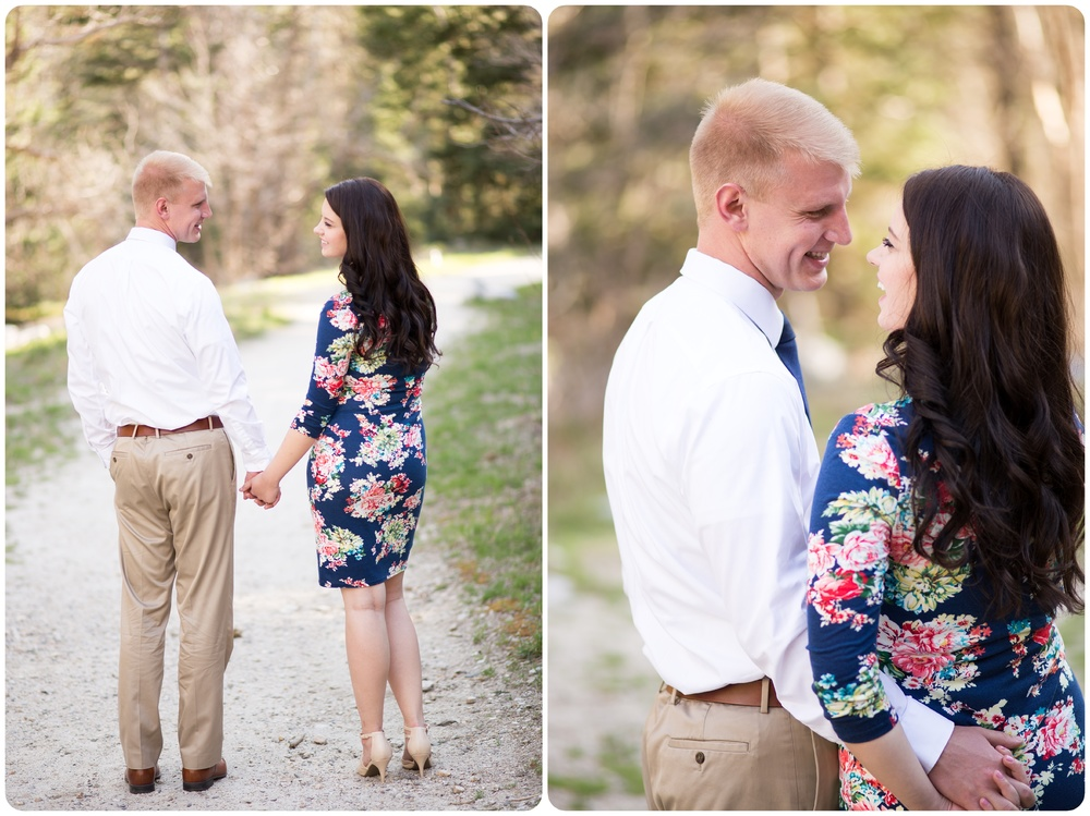 Rachel Lindsey Photography | Salt Lake City, UT | Engagements & Wedding Photographer | Little Cottonwood Canyon