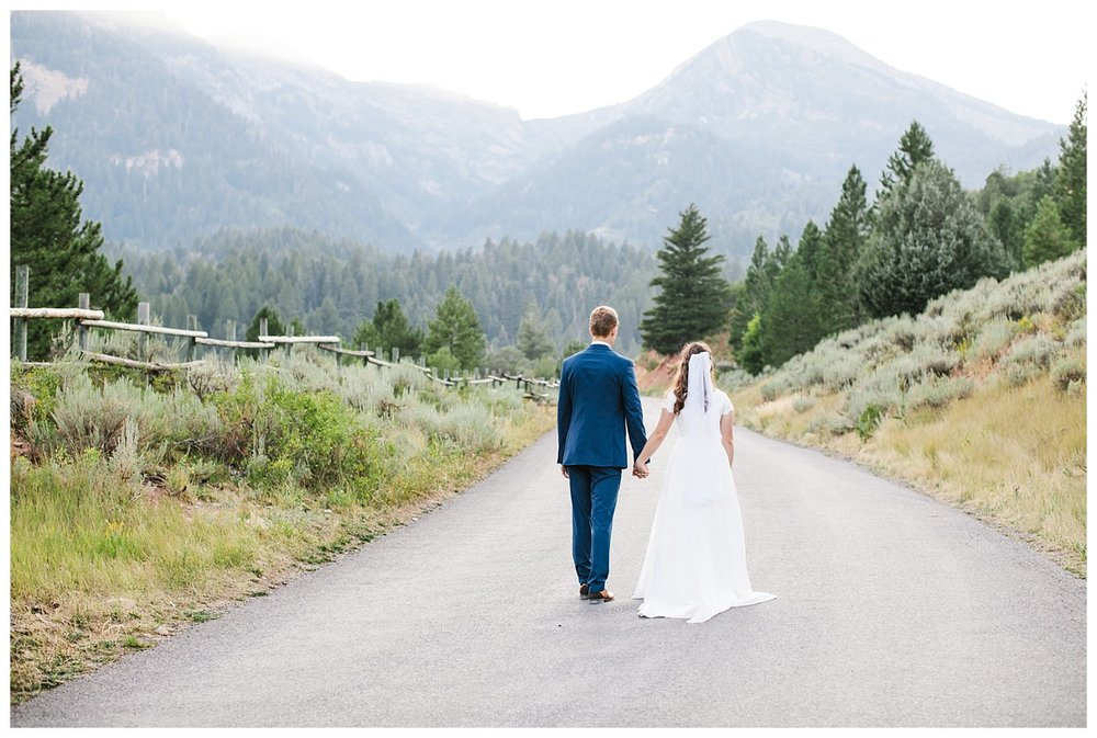 Utah Wedding Photographer - Tibble Fork, Utah Formals and First Look Photography Session