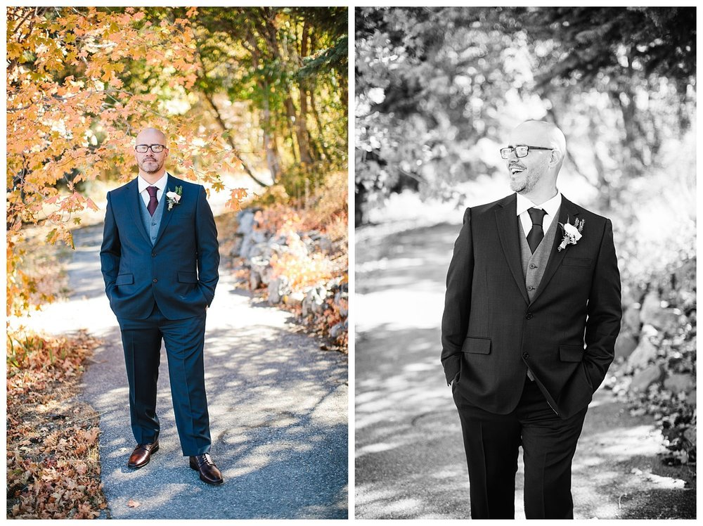 Editorial Fall Mountain Formals