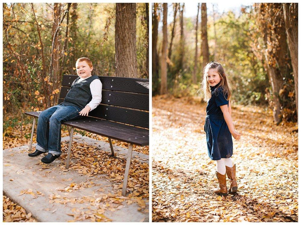 Utah Fall Family Portraits