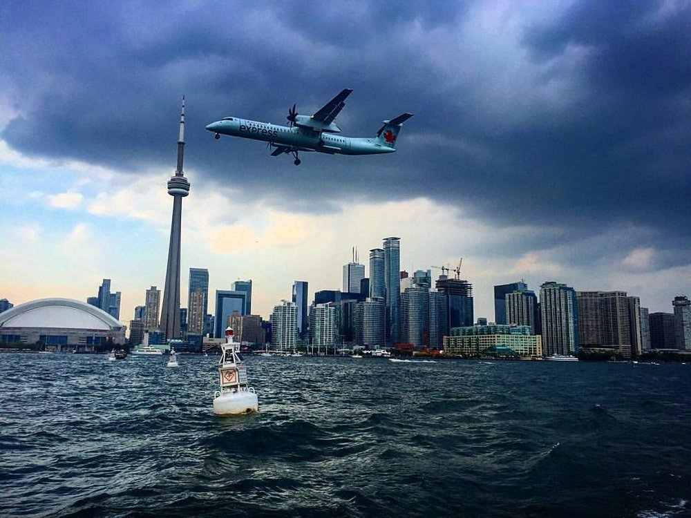 Toronto, summer 2015