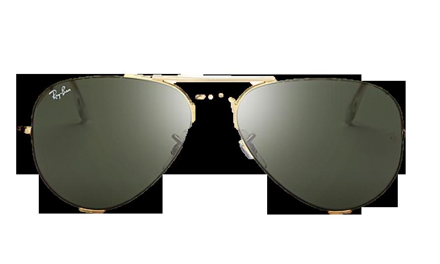 Rayban Aviator Sunglasses, $153