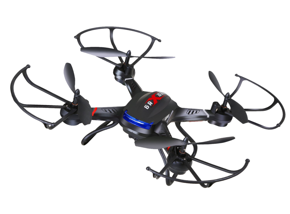 Quadcopter HD Camera Drone, $100