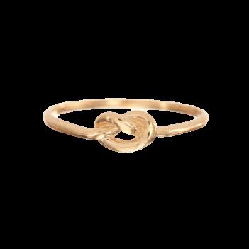 Ariel Gordon Love Knot Ring, $220
