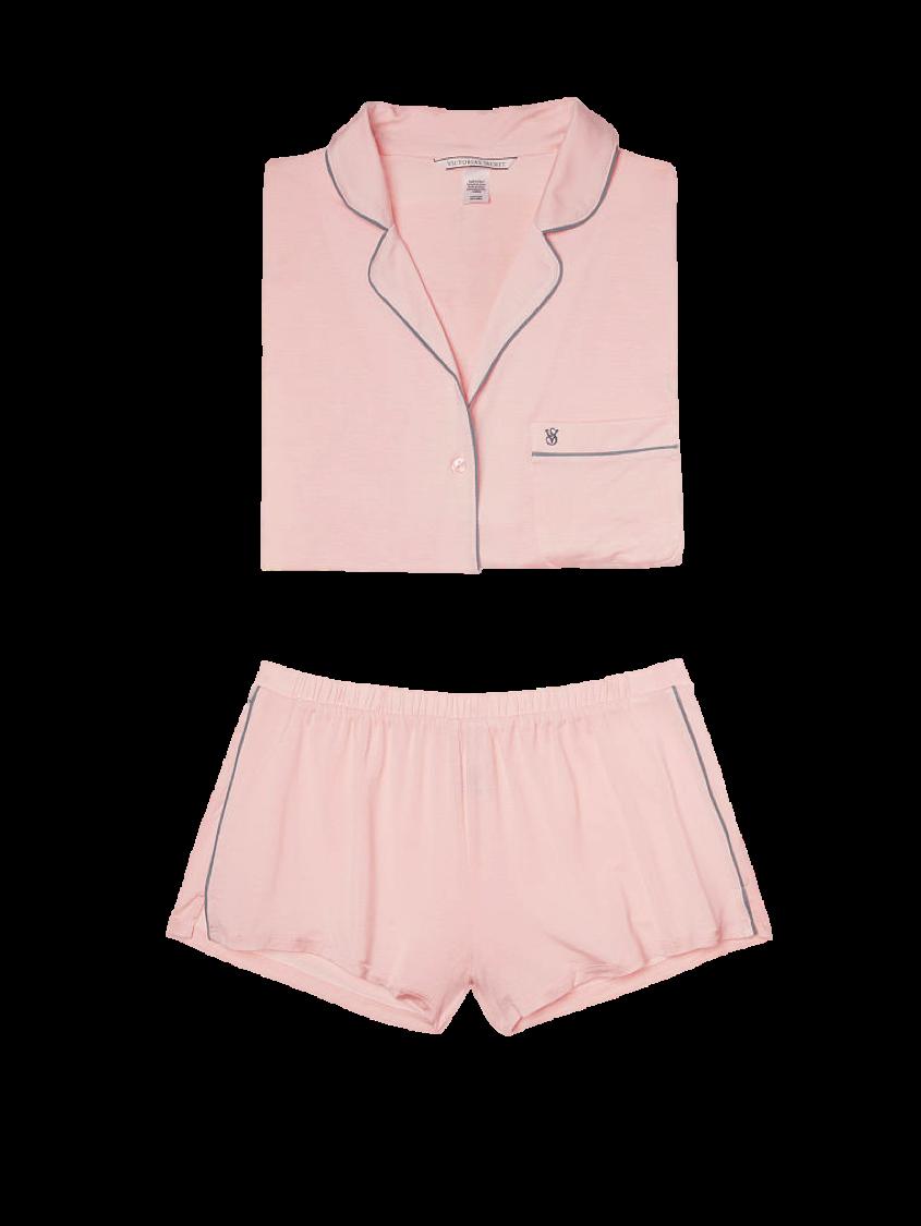 Victoria's Secret Supersoft Pajamas, $52