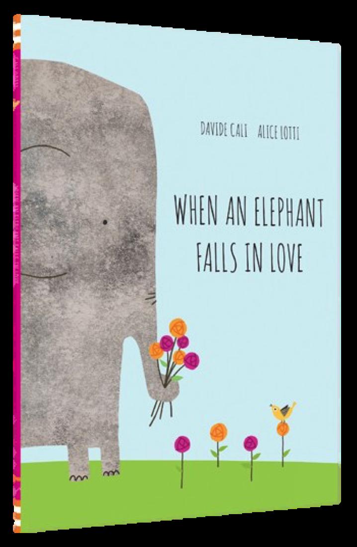When an Elephant Falls in Love, $12