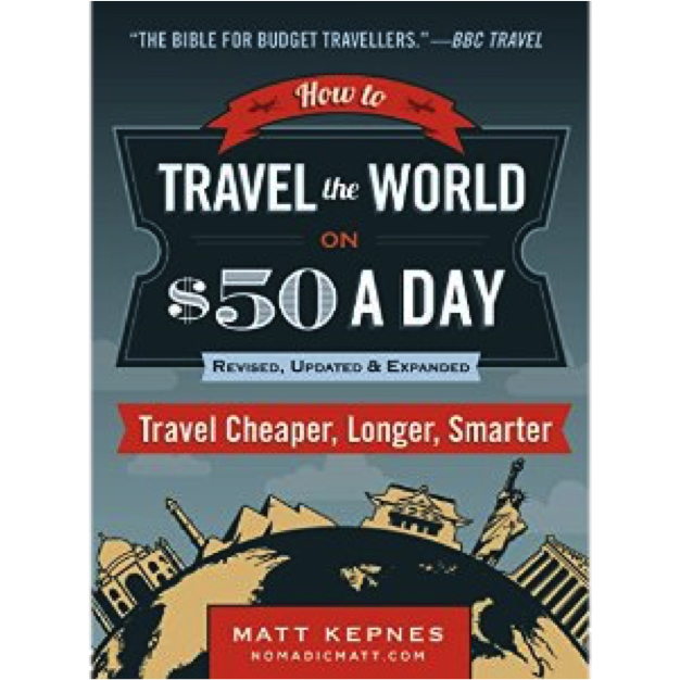 Travel the World on $50, $12