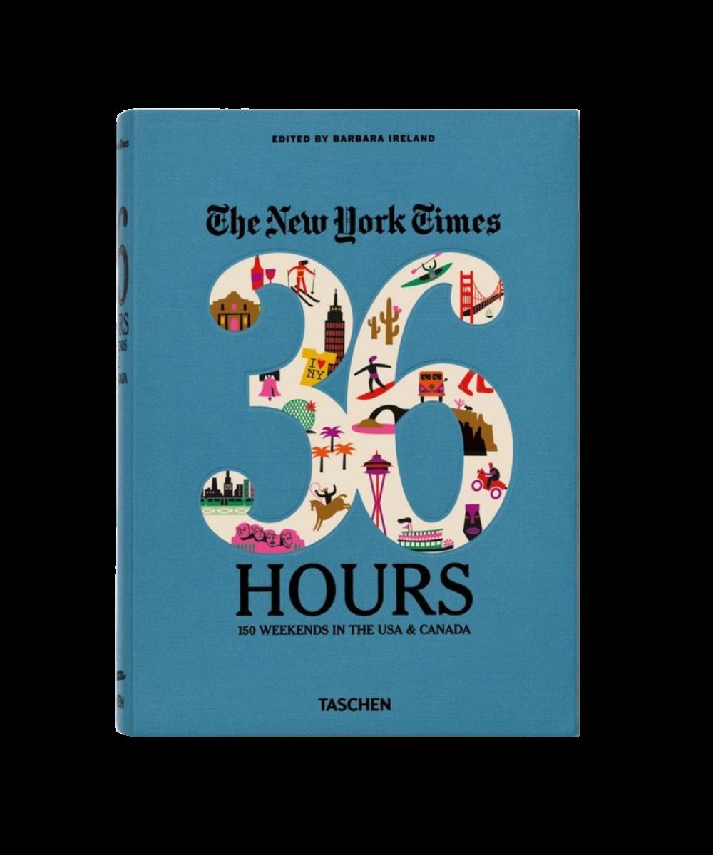 36 Hours USA & Canada, $27