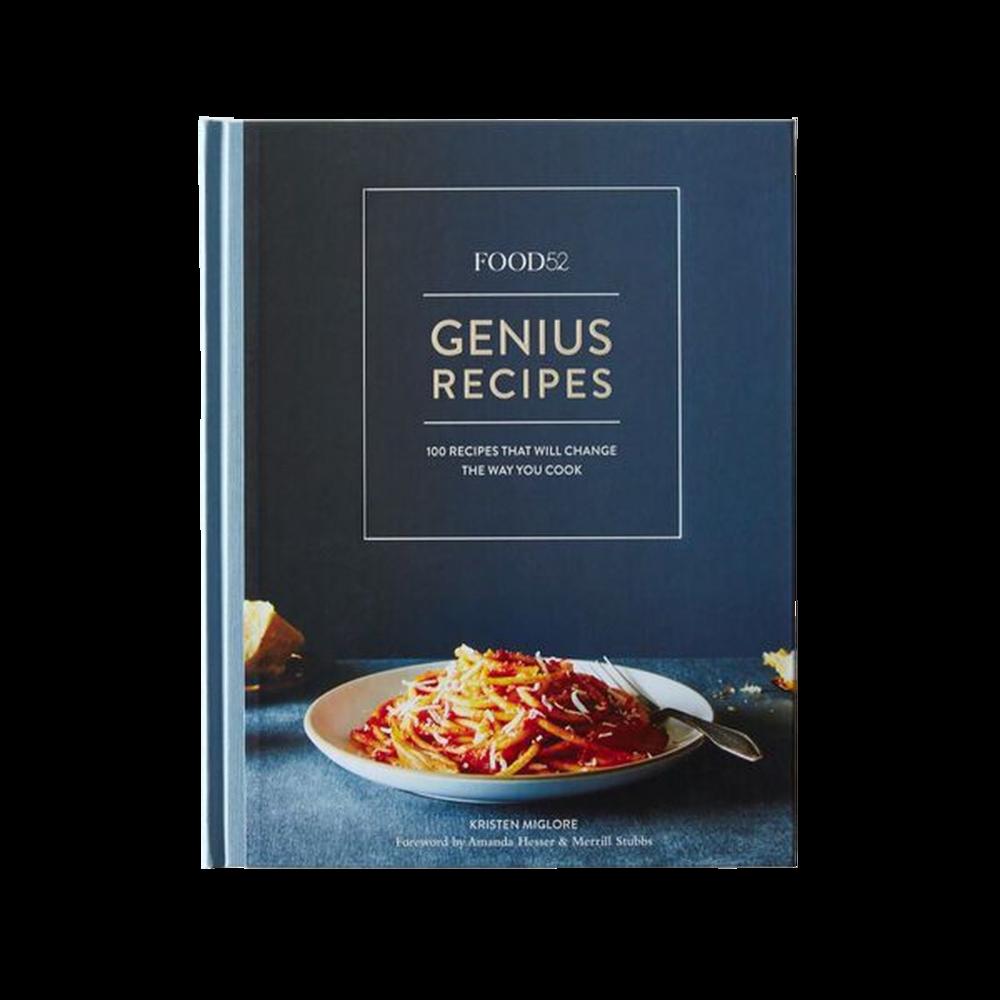 Food52 Genius Recipes, $25