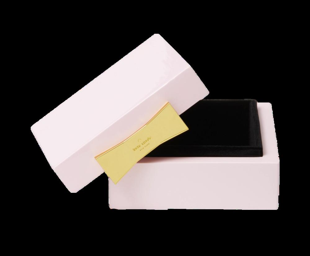 Kate Spade Jewelry Box, $40