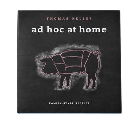 Ad Hoc at Home, $32