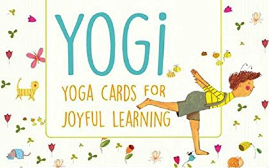 Kids Yoga Cards Kit, $15