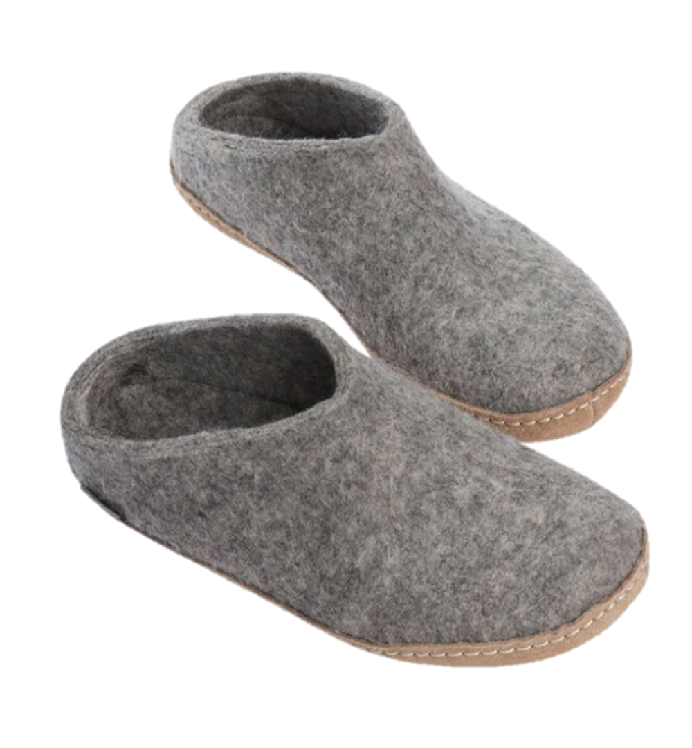 Glerups Felt Shoes, $75+